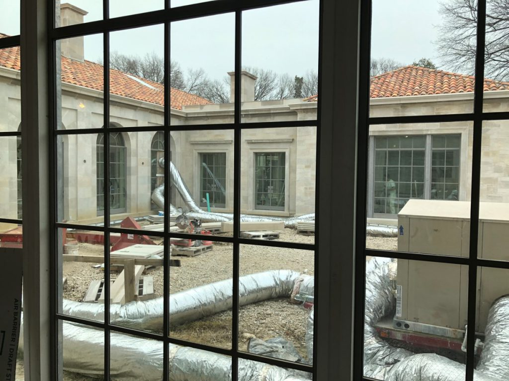 %name Mansion Interior Windows Deep Cleaning in Dallas, TX