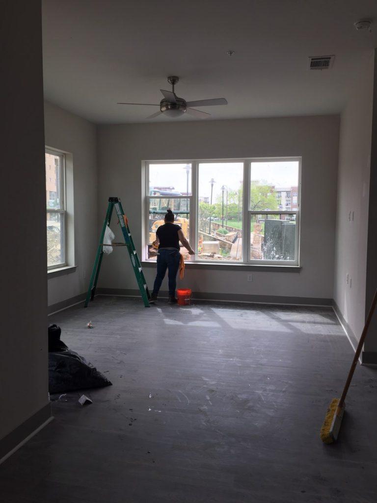 Apartment Complex Rough Post Construction Clean Up in Las Colinas TX 014 768x1024 Apartment Complex Rough Post Construction Clean Up in Las Colinas, TX