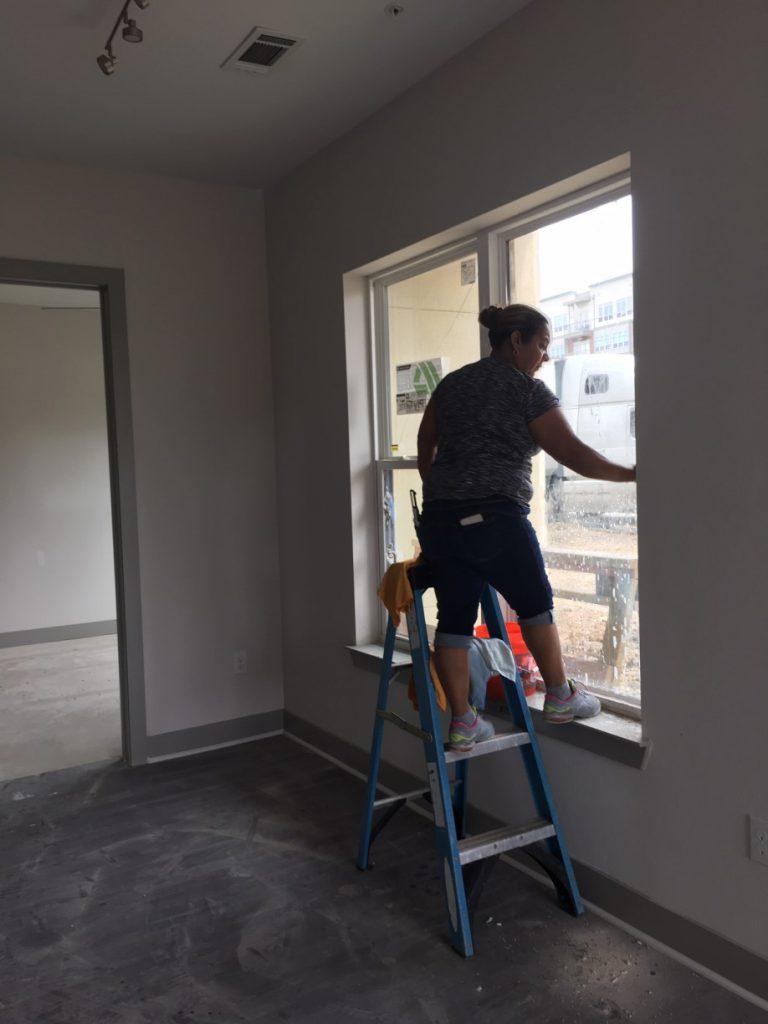 Apartment Complex Rough Post Construction Clean Up in Las Colinas TX 016 768x1024 Apartment Complex Rough Post Construction Clean Up in Las Colinas, TX