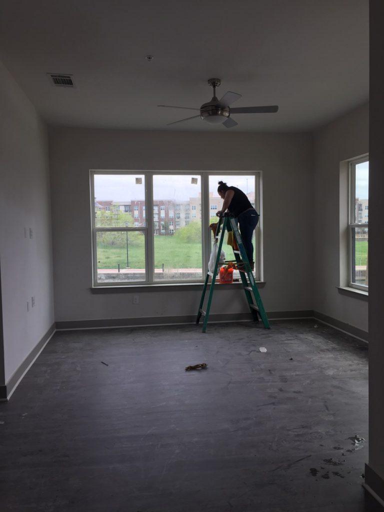 Apartment Complex Rough Post Construction Clean Up in Las Colinas TX 024 768x1024 Apartment Complex Rough Post Construction Clean Up in Las Colinas, TX