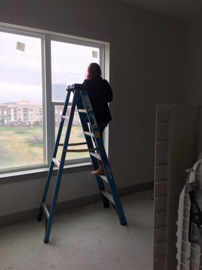Apartment Complex Rough Post Construction Clean Up in Las Colinas TX 031 768x1024 Apartment Complex Rough Post Construction Clean Up in Las Colinas, TX
