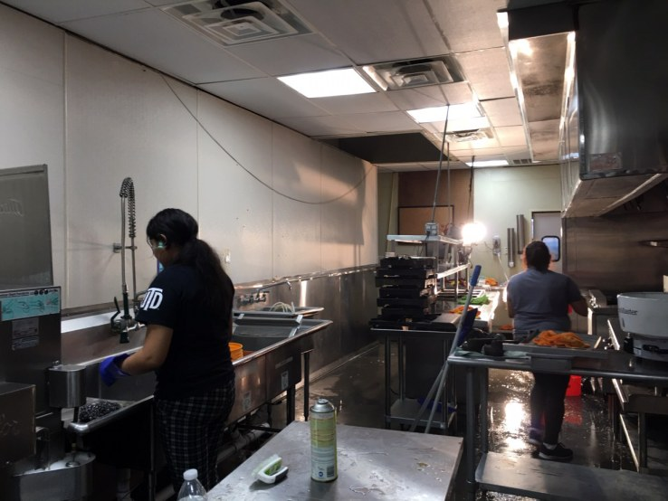 %name Restaurant and Kitchen Heavy Duty Deep Cleaning, Dallas, TX