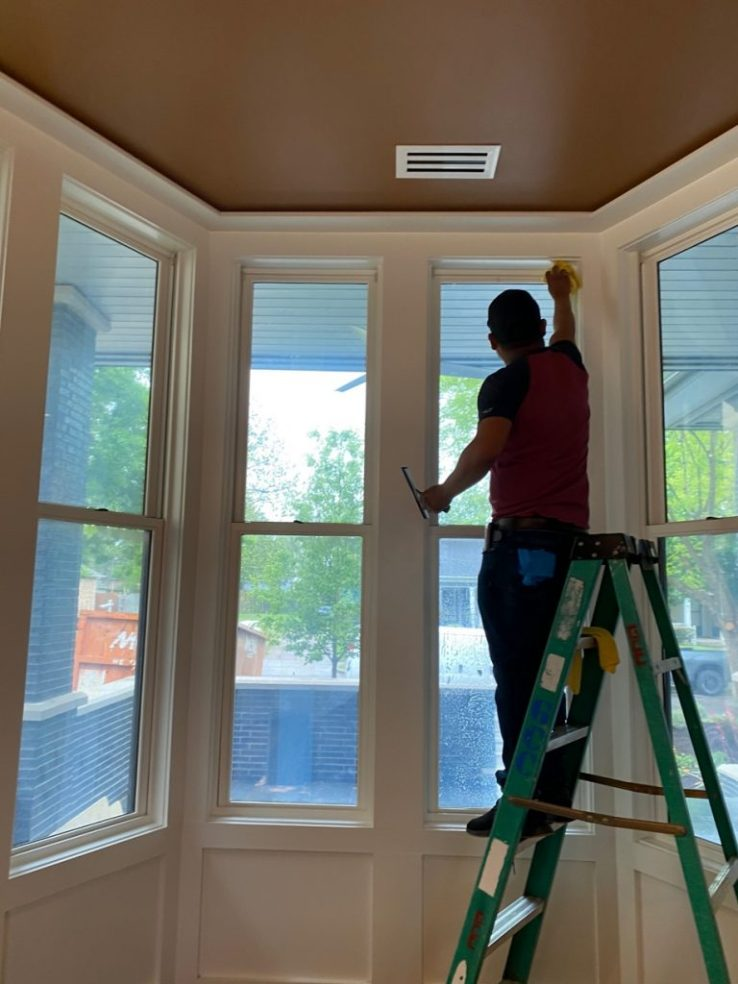 Very Nice Home Final Construction Clean Up in Dallas TX 00005 768x1024 Very Nice House Final Post Construction Cleaning in Dallas, TX