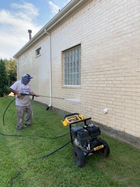 House Exterior Pressure Washer in Plano TX 00009 House Exterior Pressure Washer in Plano, TX