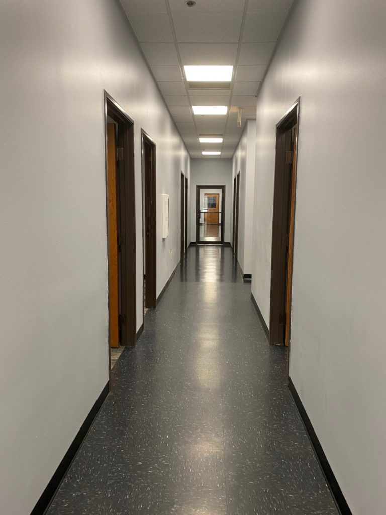 %name Warehouse and Office Post Construction Cleaning in Dallas, TX