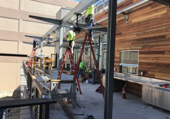 Hywire Restaurant Rough Post Construction Cleaning in Plano TX 013 3ef85cd8da72ef733ff125e2385d6927 350x245 100 crop Haywire Restaurant Rough Post Construction Cleaning in Plano, TX