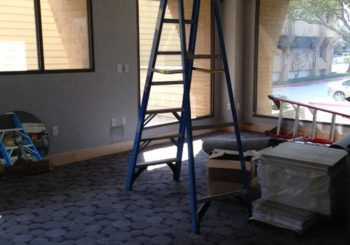 Post Construction on Walnut Street Lane 09 fafb3a8b0de383585124b244d43054d3 350x245 100 crop Dental Clinic   Post Construction Clean Up on Walnut Street in Dallas, TX