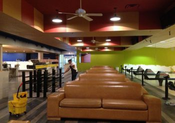 Post construction Cleaning Service at Sports Gril and Bowling Alley in Greenville Texas 40 01943b0930706b587162b3c15bc2aa7a 350x245 100 crop Restaurant & Bowling Alley Post Construction Cleaning Service in Greenville, TX
