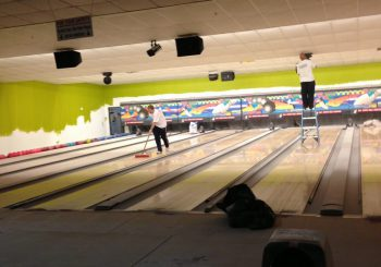 Post construction Cleaning Service at Sports Gril and Bowling Alley in Greenville Texas 66 f1b9fbf54eca3dac3bc0b90d4cf3d20b 350x245 100 crop Restaurant & Bowling Alley Post Construction Cleaning Service in Greenville, TX