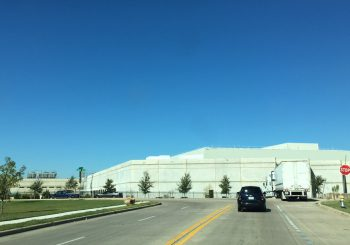 US Cold Storage Final Post construction Cleaning in Dallas TX 025 fdfd2ef396c10fd669702d125ce329b8 350x245 100 crop Cooler Warehouse Final Post Construction Clean Up in Dallas, TX