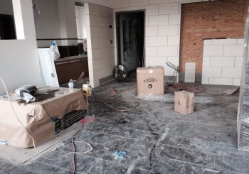 Zoes Kitchen Houston TX Rough Post Construction Clean Up Phase 1 01 7564327be653b5212db91581b45f4f10 350x245 100 crop Jell Salon & Lounge Hair Salon Strip, Seal and Wax Floors in Highland Park, TX