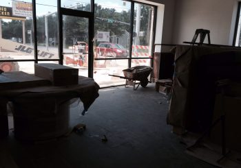 Zoes Kitchen Houston TX Rough Post Construction Clean Up Phase 1 07 00fd1a247fd4849d45baeaf86a57b577 350x245 100 crop Zoes Kitchen Houston, TX Rough Post Construction Clean Up Phase 1