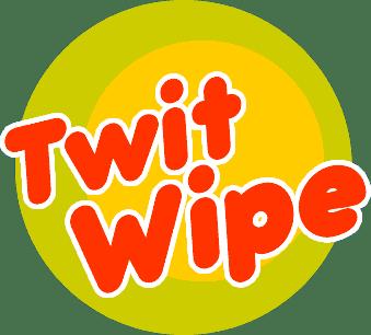 Twitwipe logo