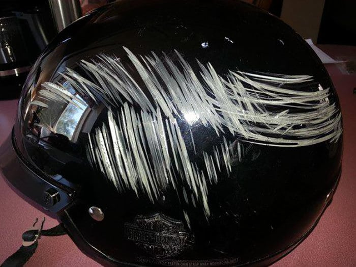 Helmets Can Save Lives