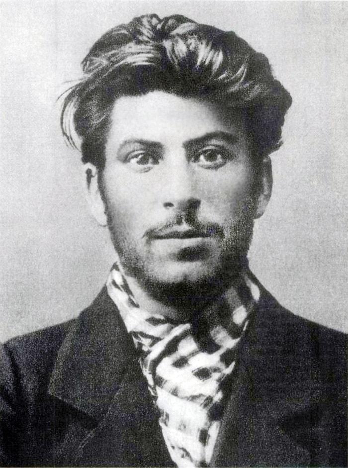 Joseph Stalin As A Young Man, 1902