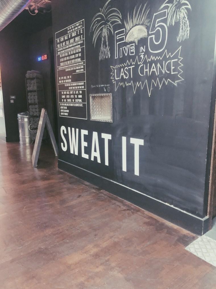 Esquared fitness app