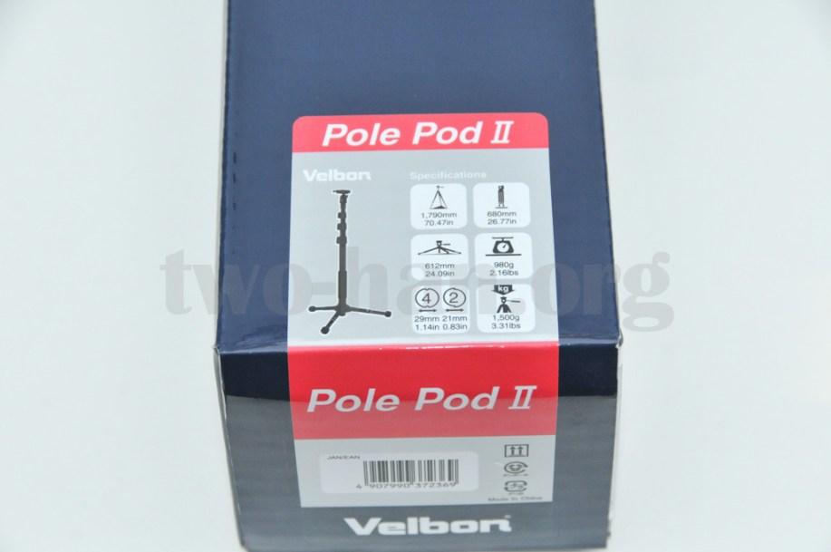 Velbon Pole Pod II/Spec