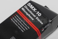 AZDEN・SMX-10開封の儀!型式と名称、簡単な説明文!