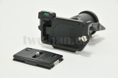 Velbon 自由雲台 クイックシュー装備 QHD-63Q/クイックシュー