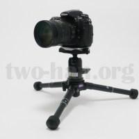 Velbon 自由雲台 クイックシュー装備 QHD-63Q/D300s & 18-200mm