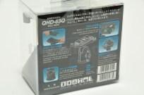 Velbon 自由雲台 クイックシュー装備 QHD-63Q/パッケージ裏