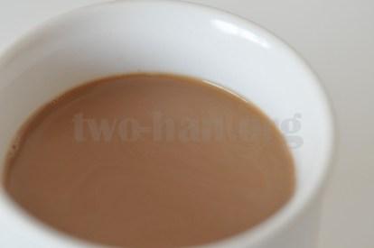 「ブレンディ・スティック・紅茶オレ」コーヒー飽きたら、やはり紅茶!見た目コーヒーと変わりないですが...。