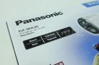 Panasonic HX-WA30・デジタルムービーカメラ、Duak Camera?