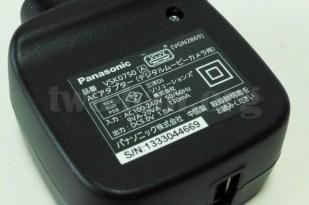 Panasonic HX-WA30・普通に5V1A