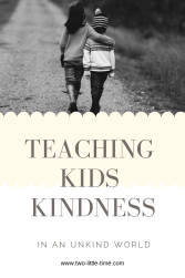 Parenting, Virtues, Kind Kids
