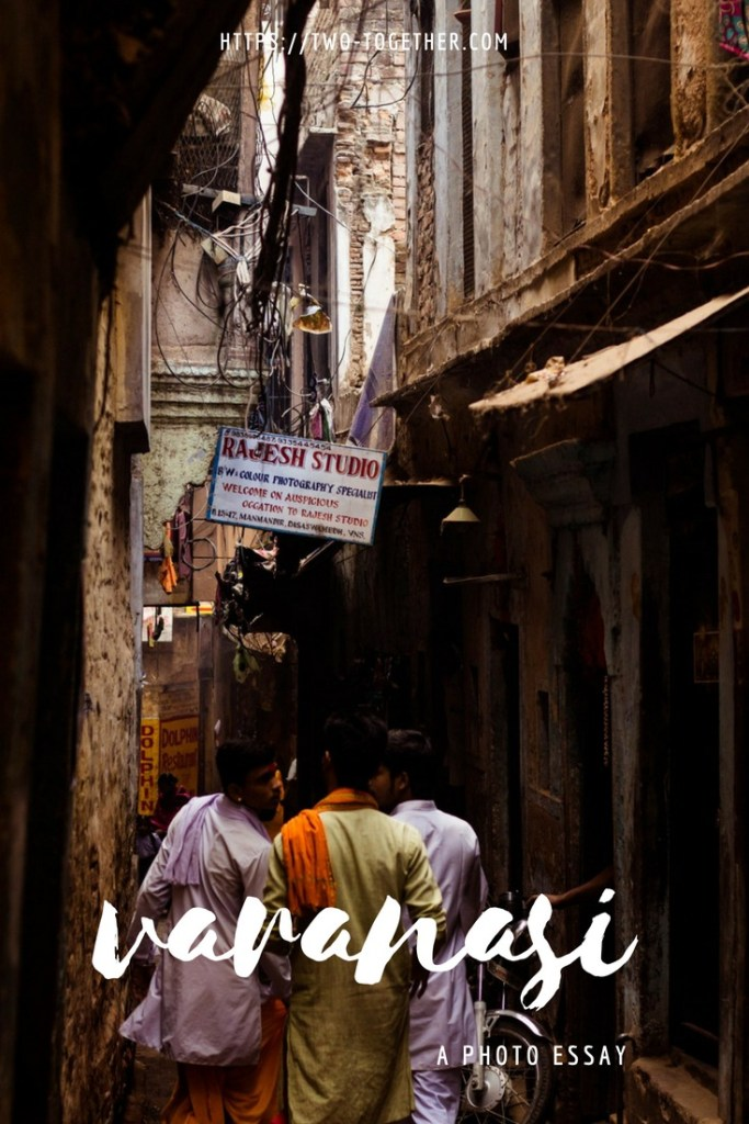 Varanasi Photo Essay