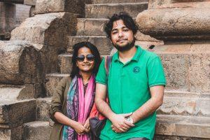 Mohana and Aninda Two Together blog