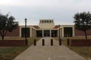 George W. Bush's Presidential Library.