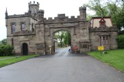 Welcome to the Butler Street Gate of the Allegheny Cemetery.