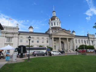 City Hall for Kingston, Ontario.