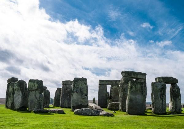 Stonehenge Twoandahalfbackpacks