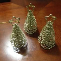 Ornaments.