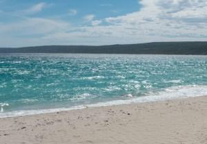 Powder sugar beaches on the Indian Ocean.