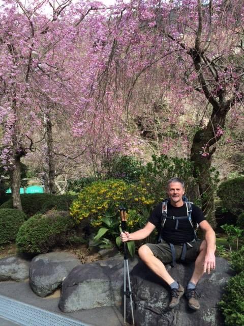 Day 4 Kirk with Sakura