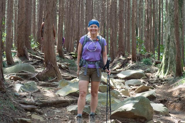 Hiking Myojin-ga-take
