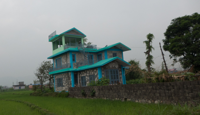 Example of local architecture.