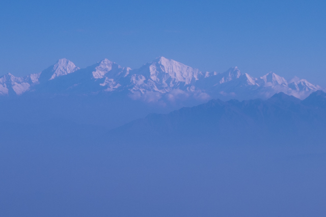 Yes..... we are going to have a view of the Everest peak.