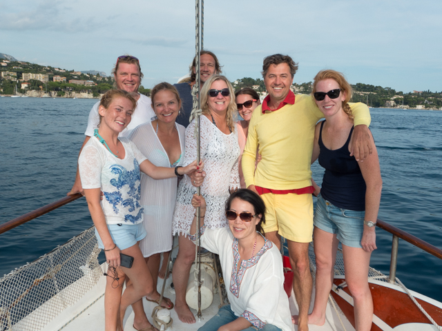 Our sailing compadres.