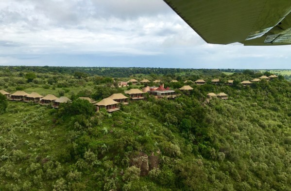 Out of Africa Lives on at Angama Mara