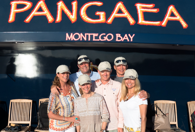 As shown by our smiles, our time aboard Pangaea could not have been more special.
