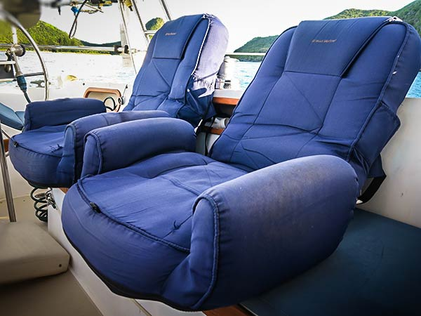 west marine chairs gothic throne for sale two at sea