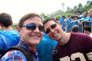 Antony and me.