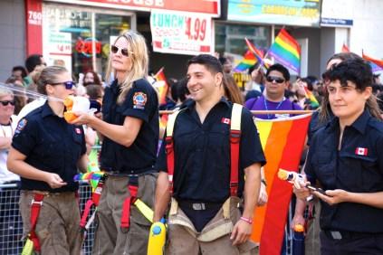 Firemen and women!