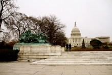Ulysses Grant Memorial and Capitol Hill