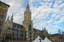 Town Hall and Glockenspiel