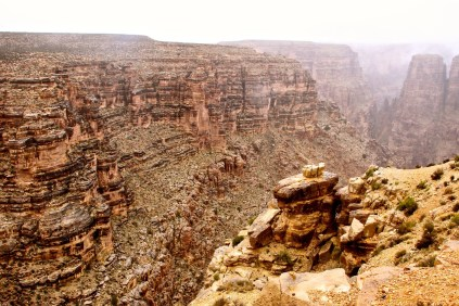 Before the Grand Canyon (but probably part of it)